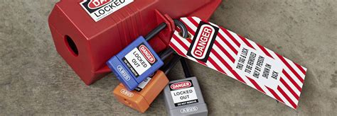 Safety Lockout and Tagout Procedures - Service et