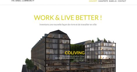 THE BABEL COMMUNITY - Startup France French Tech Aix