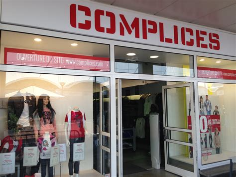 Complices - Magasin d'usine