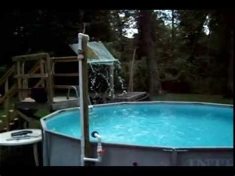 How to remove Iron from pool water + waterfall(Fast+Cheap