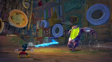 Disney Epic Mickey 2 : Gameplay, musique et images | Xbox