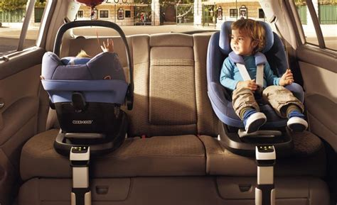 Halfords Advice Centre | What is an ISOFIX Car Seat?