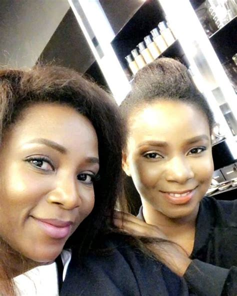 Celebrated Nollywood Actress, Genevieve Nnaji Shows Off
