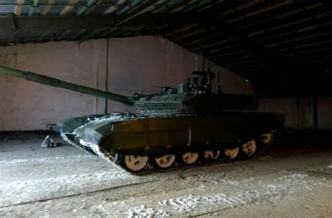 Russian army to get newest Proryv-3 tanks by 2020