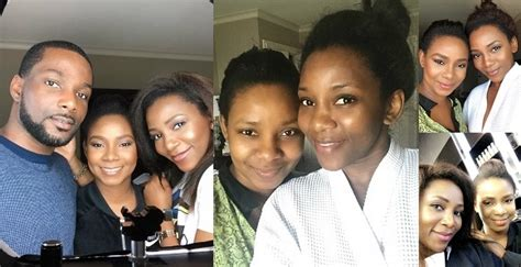 Lovely Photos Of Genevieve And Her Siblings