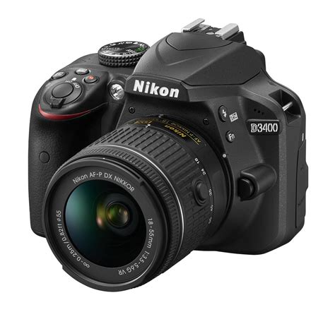 Nikon Launches the new D3400 Consumer Electronics