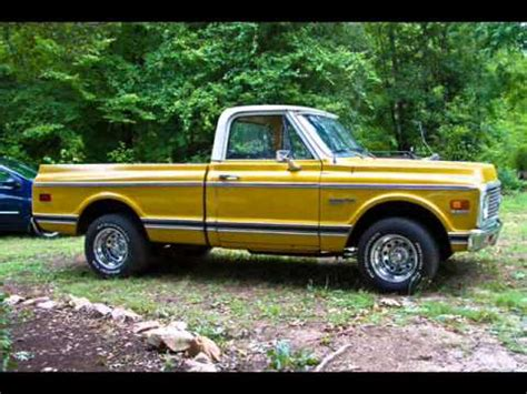 67-72 Chevy and GMC pickups - YouTube