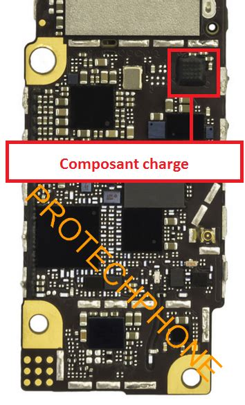 ProtechPhone : Réparation charge iPhone 6