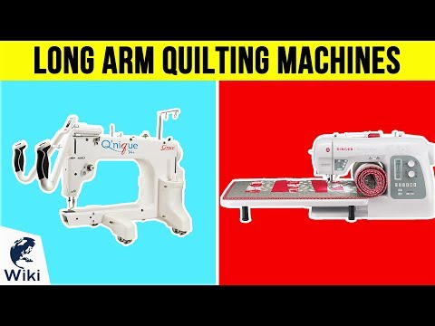 How To: Load a Quilt on a Long-Arm Quilting Machine - YouTube