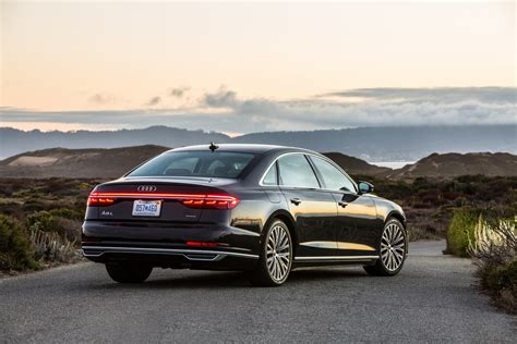 2019 Audi A8 L Review: (Almost) King of the Rings - The
