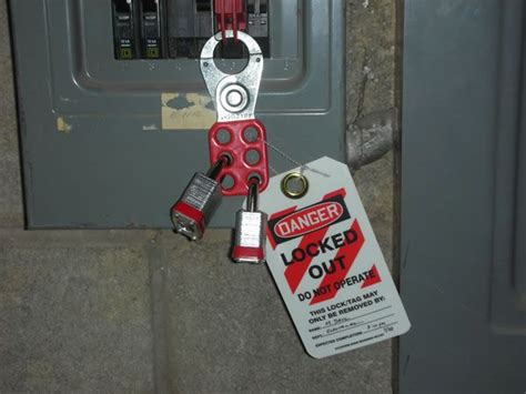 #Lockout #Tagout (LOTO) or lock and tag is a safety