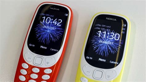 Retro handsets, flexible devices: the future of phones