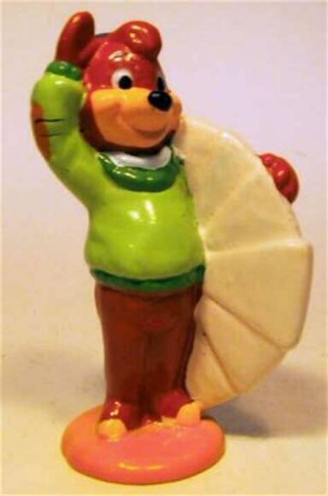 Kit Cloudkicker PVC figure from our PVCs collection