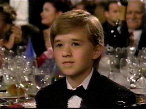 Young Actor Haley Joel Osment