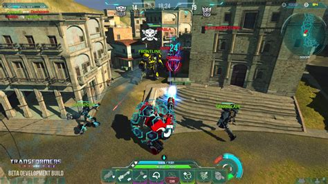 Transformers Universe Review, Download, Video, & News
