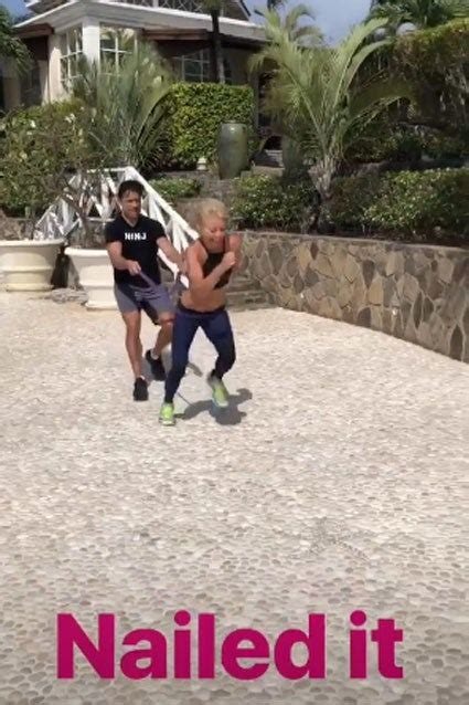 Kelly Ripa Reveals Her Intense Workout With Mark Consuelos