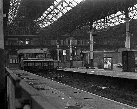 Disused Stations: Liverpool Exchange Station