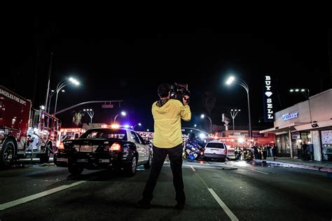 Photographing LA's Nightlife of Crime and Trauma | VICE
