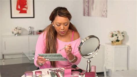 Mally's QVC Make Up Routine - YouTube