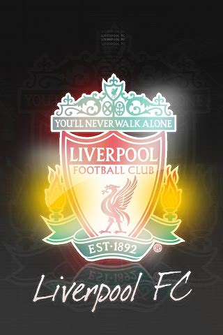 Liverpool FC Logo - Download iPhone,iPod Touch,Android