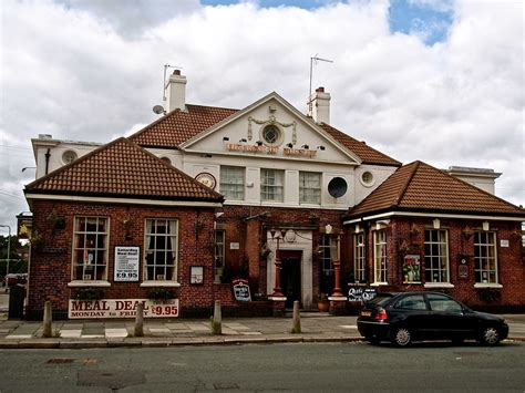 The Rose of Mossley - Mossley Hill, Liverpool