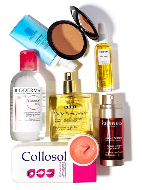 Beauty Products French Girls Use   Allure