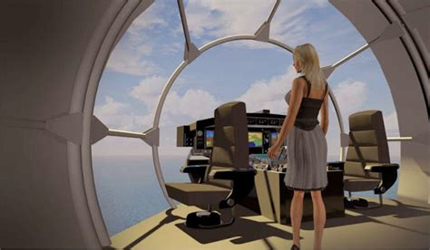FLYING HOUSE: Futuristic Airships and Flying Yachts - made