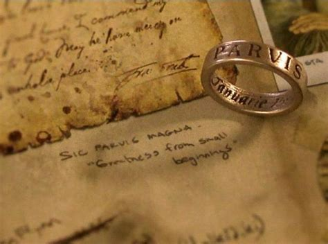 Sir Francis Drake Ring - Uncharted 1 + 2 Version by