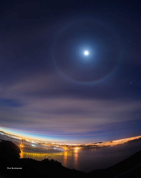 Moonbow | Have you seen such view over that bridge? It was