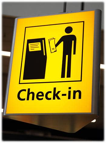 Check-In Options - Prague Airport (PRG)