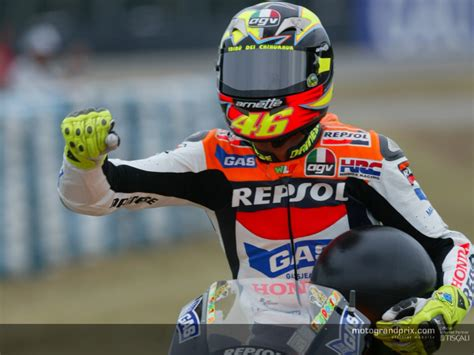 Rossi's 'Chain Gang' celebration, one of the best…