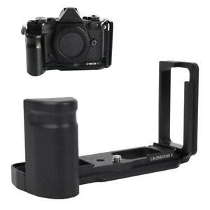 Quick Release Plate L Bracket Hand Grip for Olympus OMD