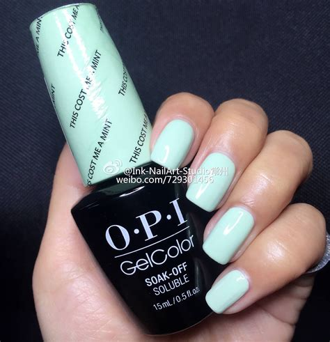 opi 2016 soft shades-pastels Gelcolor (With images) | Opi