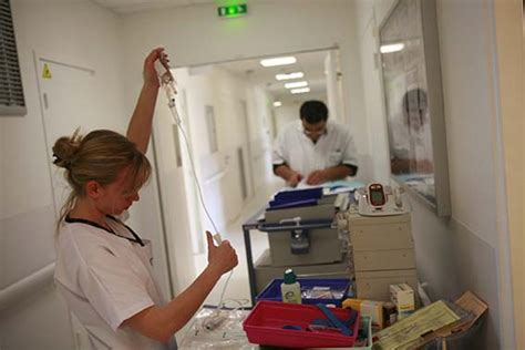 Formation aux soins infirmiers | CHSF - Centre Hospitalier