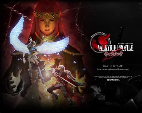 Valkyrie Profile: Covenant of the Plume | Valkyrie Profile
