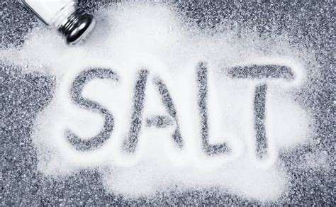 How Does High Salt/Sodium Intake Affect a Diabetic