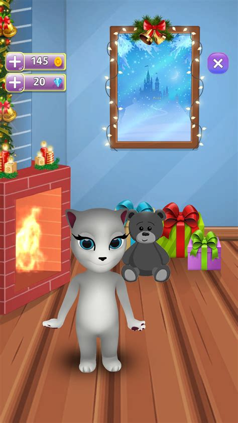 My Talking Cat Lily for Android - APK Download
