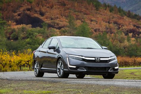 The Honda Clarity Plug-In Hybrid joins the Clarity Fuel