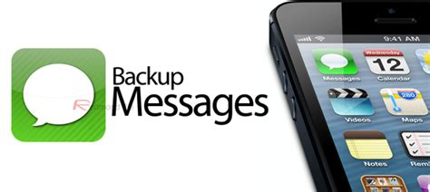 How To Backup iPhone SMS Text Messages And Export To PDF