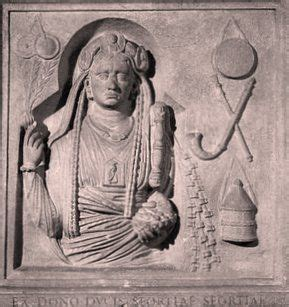 The Galli, (or Gallae), priests of Cybele