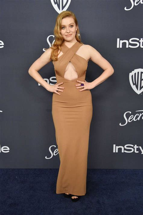 Kennedy McMann Attends the 21st Annual Warner Bros and