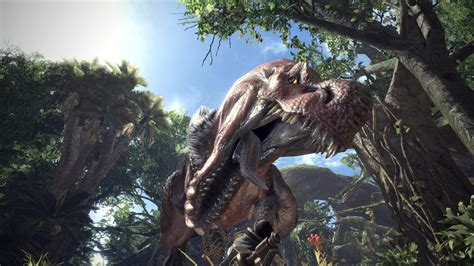 Monster Hunter World players can't use loading screens to
