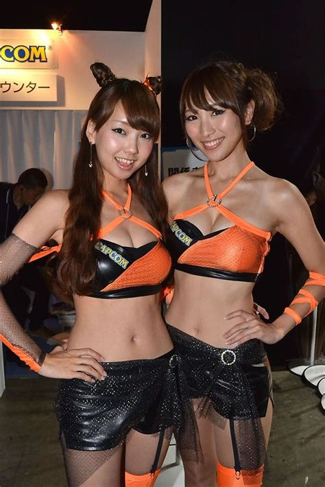 Crunchyroll - FEATURE: The Girls of Tokyo Game Show 2013