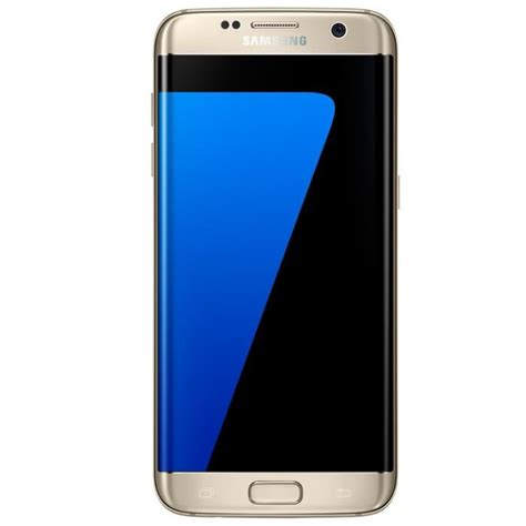 Samsung Galaxy S7 Edge Or - Achat smartphone pas cher