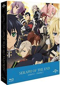 Jeu-concours Seraph of the End