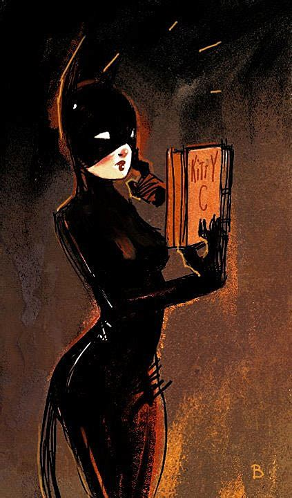 Some Catwoman Fan Art That'll Get You Purring