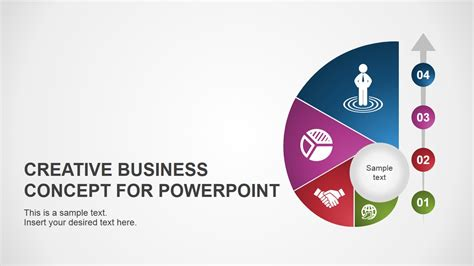Creative Business Concept for PowerPoint - SlideModel