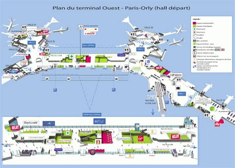 Orly Airport on FranceTravelLight