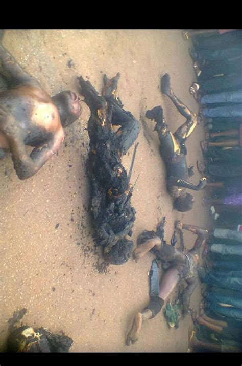Fire Killed Many In Onitsha: Graphic Photos - Nairaland