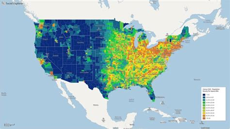Watch 220 Years Of US Population Expansion - Business 2